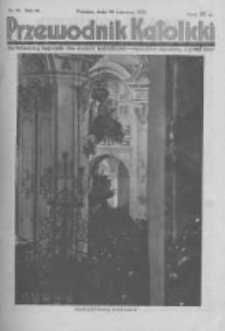 Przewodnik Katolicki. 1932 R.38 nr26