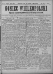 Goniec Wielkopolski: najtańsze i najstarsze pismo codzienne dla wszystkich stanów 1901.01.26 R.25 Nr22