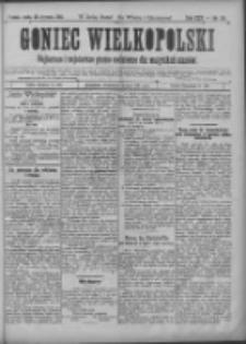 Goniec Wielkopolski: najtańsze i najstarsze pismo codzienne dla wszystkich stanów 1901.01.30 R.25 Nr25