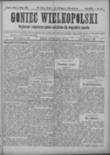 Goniec Wielkopolski: najtańsze i najstarsze pismo codzienne dla wszystkich stanów 1901.02.06 R.25 Nr30