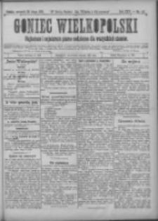 Goniec Wielkopolski: najtańsze i najstarsze pismo codzienne dla wszystkich stanów 1901.02.28 R.25 Nr49