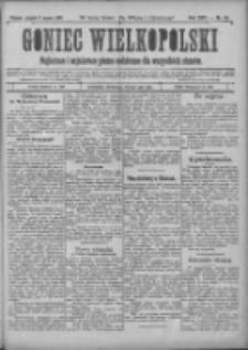 Goniec Wielkopolski: najtańsze i najstarsze pismo codzienne dla wszystkich stanów 1901.03.08 R.25 Nr56