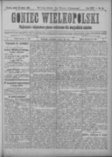 Goniec Wielkopolski: najtańsze i najstarsze pismo codzienne dla wszystkich stanów 1901.03.20 R.25 Nr66