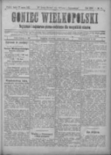 Goniec Wielkopolski: najtańsze i najstarsze pismo codzienne dla wszystkich stanów 1901.03.27 R.25 Nr71