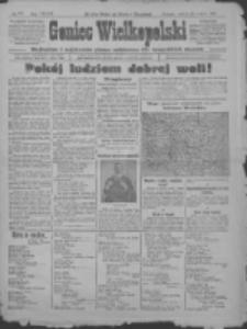 Goniec Wielkopolski: najtańsze i najstarsze pismo codzienne dla wszystkich stanów 1915.12.25 R.38 Nr290