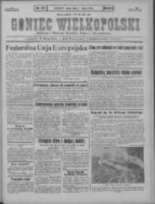 Goniec Wielkopolski: najstarszy i najtańszy niezależny dziennik demokratyczny 1930.05.21 R.54 Nr117