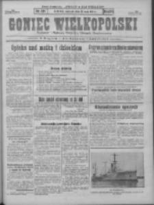 Goniec Wielkopolski: najstarszy i najtańszy niezależny dziennik demokratyczny 1930.05.25 R.54 Nr121