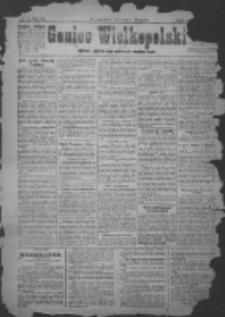 Goniec Wielkopolski: najstarsze i najtańsze pismo codzienne dla wszystkich stanów 1921.01 R.44 Nr2