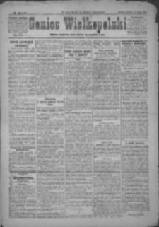 Goniec Wielkopolski: najstarsze i najtańsze pismo codzienne dla wszystkich stanów 1921.02.10 R.44 Nr14