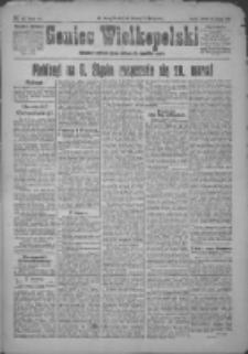 Goniec Wielkopolski: najstarsze i najtańsze pismo codzienne dla wszystkich stanów 1921.02.12 R.44 Nr16