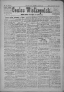 Goniec Wielkopolski: najstarsze i najtańsze pismo codzienne dla wszystkich stanów 1921.02.27 R.44 Nr29