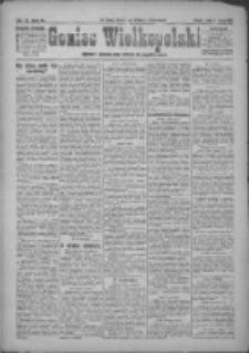 Goniec Wielkopolski: najstarsze i najtańsze pismo codzienne dla wszystkich stanów 1921.03.02 R.44 Nr31