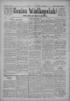 Goniec Wielkopolski: najstarsze i najtańsze pismo codzienne dla wszystkich stanów 1921.04.03 R.44 Nr58