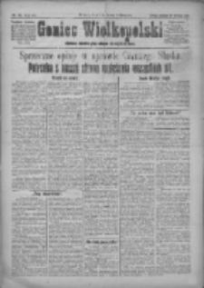 Goniec Wielkopolski: najstarsze i najtańsze pismo codzienne dla wszystkich stanów 1921.04.24 R.44 Nr76