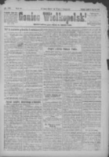Goniec Wielkopolski: najstarsze i najtańsze pismo codzienne dla wszystkich stanów 1921.08.05 R.44 Nr159