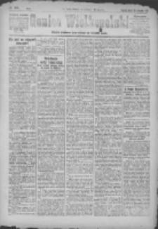 Goniec Wielkopolski: najstarsze i najtańsze pismo codzienne dla wszystkich stanów 1921.08.10 R.44 Nr163