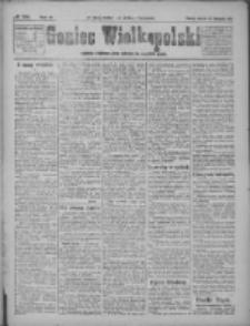 Goniec Wielkopolski: najstarsze i najtańsze pismo codzienne dla wszystkich stanów 1921.11.22 R.44 Nr250