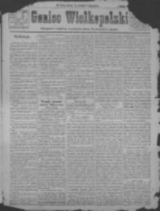 Goniec Wielkopolski: najstarsze i najtańsze pismo codzienne dla wszystkich stanów 1921.12.29 R.44 Nr280