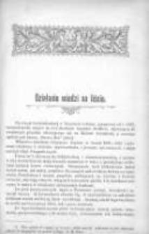 Ogrodnik Polski: organ Towarzystwa Ogrodniczego Warszawskiego: dwutygodnik poświęcony sprawom ogrodnictwa krajowego 1904 R.26 T.26 Nr9