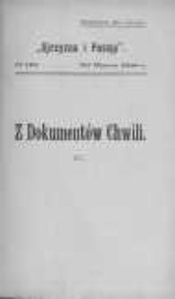 Ojczyzna i Postęp. 1918 nr110