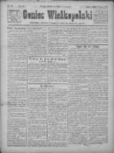 Goniec Wielkopolski: najtańsze pismo codzienne dla wszystkich stanów 1922.02.19 R.45 Nr41