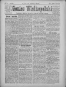 Goniec Wielkopolski: najtańsze pismo codzienne dla wszystkich stanów 1922.03.17 R.45 Nr63