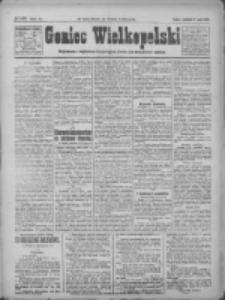 Goniec Wielkopolski: najtańsze pismo codzienne dla wszystkich stanów 1922.05.07 R.45 Nr105