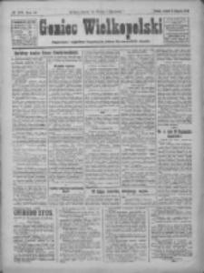 Goniec Wielkopolski: najtańsze pismo codzienne dla wszystkich stanów 1922.08.08 R.45 Nr179