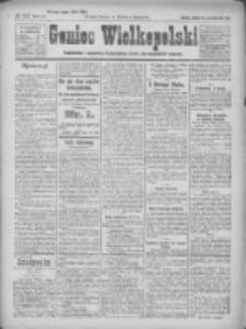 Goniec Wielkopolski: najtańsze pismo codzienne dla wszystkich stanów 1922.10.10 R.45 Nr232