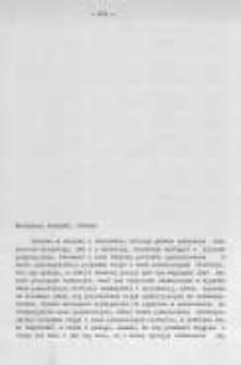 Głos w dyskusjii na X Powszechnym Zjeździe Historyków Polskich w Lublinie, 09-13 IX 1969