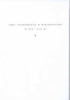 Rody szlacheckie w Wielkopolsce w XVI-XIX w. (ułożone alfabetycznie według nazwisk): S
