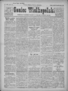Goniec Wielkopolski: najtańsze pismo codzienne dla wszystkich stanów 1922.10.31 R.45 Nr250