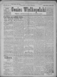 Goniec Wielkopolski: najtańsze pismo codzienne dla wszystkich stanów 1922.12.03 R.45 Nr278