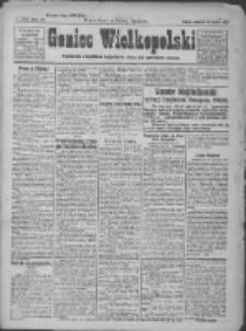 Goniec Wielkopolski: najtańsze pismo codzienne dla wszystkich stanów 1922.12.21 R.45 Nr292