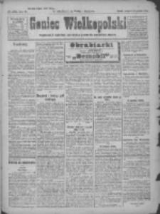 Goniec Wielkopolski: najtańsze pismo codzienne dla wszystkich stanów 1922.12.28 R.45 Nr296