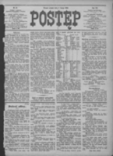 Postęp 1908.02.11 R.19 Nr34