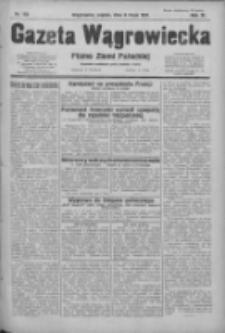 Gazeta Wągrowiecka: pismo ziemi pałuckiej 1931.05.08 R.11 Nr106