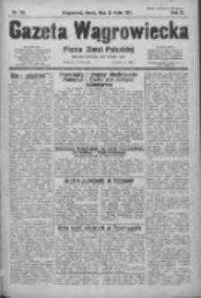 Gazeta Wągrowiecka: pismo ziemi pałuckiej 1931.05.13 R.11 Nr110