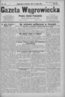 Gazeta Wągrowiecka: pismo ziemi pałuckiej 1931.05.24 R.11 Nr119