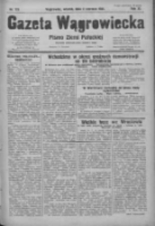 Gazeta Wągrowiecka: pismo ziemi pałuckiej 1931.06.02 R.11 Nr125