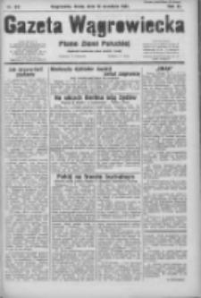 Gazeta Wągrowiecka: pismo ziemi pałuckiej 1931.09.16 R.11 Nr213