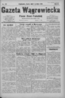Gazeta Wągrowiecka: pismo ziemi pałuckiej 1931.12.02 R.11 Nr279