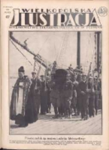 Wielkopolska Jlustracja 1929.08.25 Nr47