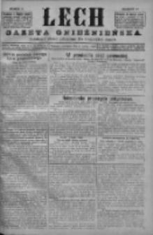 Lech. Gazeta Gnieźnieńska: codzienne pismo polityczne dla wszystkich stanów 1926.03.04 R.28 Nr51
