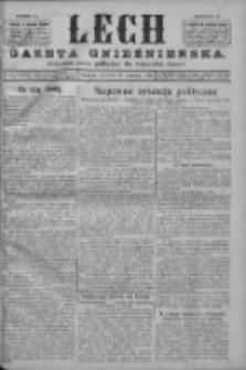 Lech. Gazeta Gnieźnieńska: codzienne pismo polityczne dla wszystkich stanów 1926.04.22 R.28 Nr92