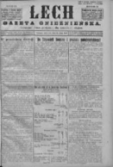 Lech. Gazeta Gnieźnieńska: codzienne pismo polityczne dla wszystkich stanów 1926.05.30 R.28 Nr123