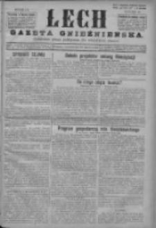 Lech. Gazeta Gnieźnieńska: codzienne pismo polityczne dla wszystkich stanów 1926.06.13 R.28 Nr134