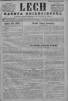 Lech. Gazeta Gnieźnieńska: codzienne pismo polityczne dla wszystkich stanów 1926.06.18 R.28 Nr138