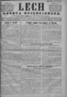 Lech. Gazeta Gnieźnieńska: codzienne pismo polityczne dla wszystkich stanów 1926.06.20 R.28 Nr140
