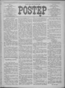 Postęp 1910.01.15 R.21 Nr11